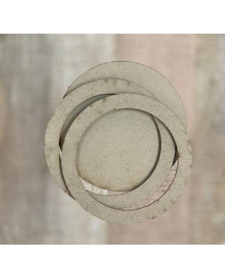 Shaker Circular 13