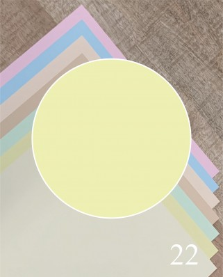 Papel Pastel  22