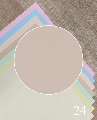 Papel Pastel  24