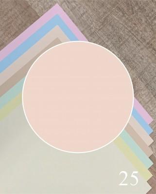 Papel Pastel  25