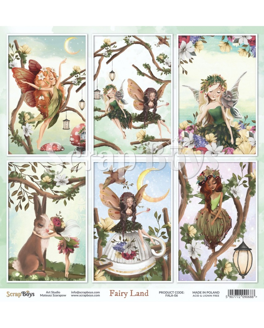 Fairy Land - Scrap Boys