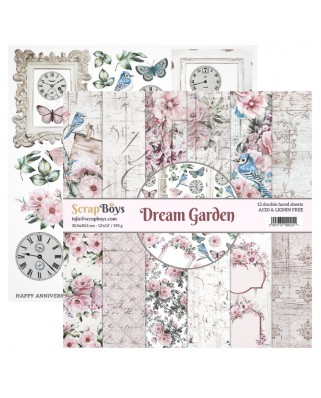 Dream Garden - Scrap Boys