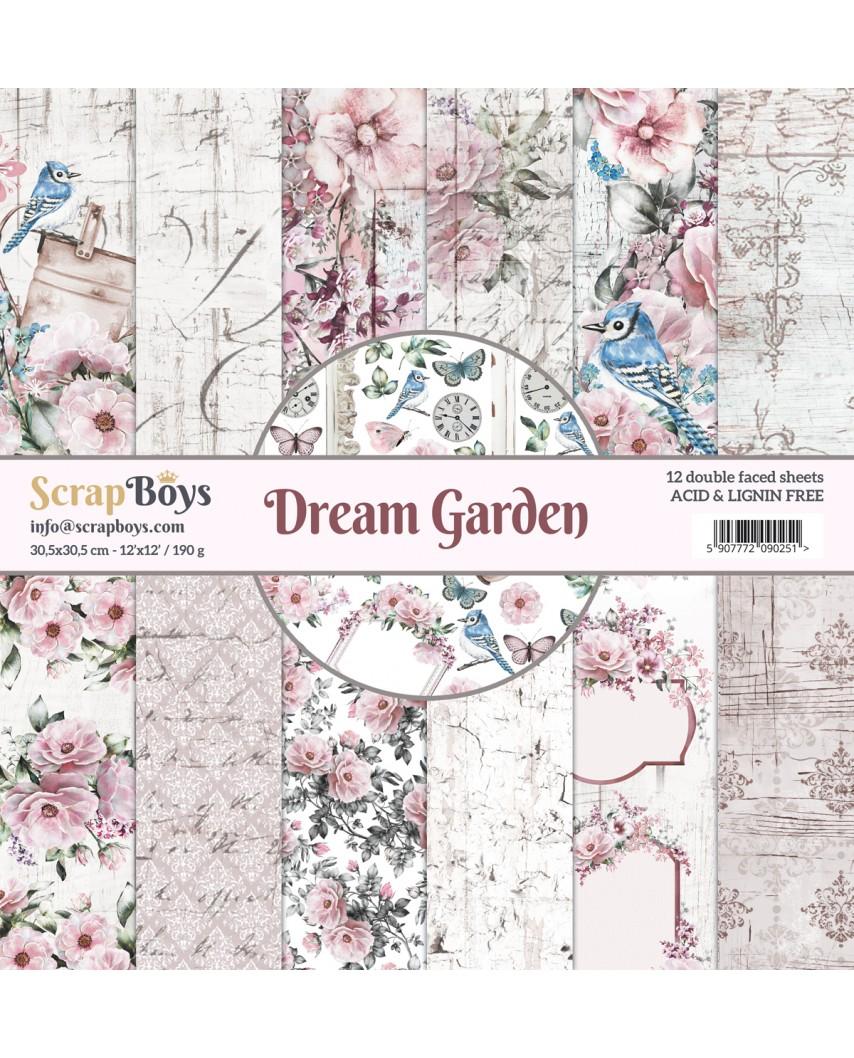 Dream Garden - Scrap Boys