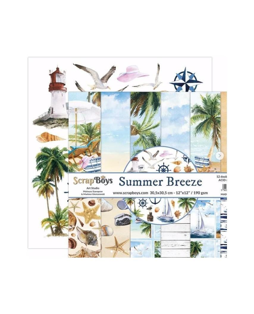 Summer Breeze - Scrap Boys