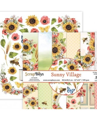 Sunny Village - Scrap Boys