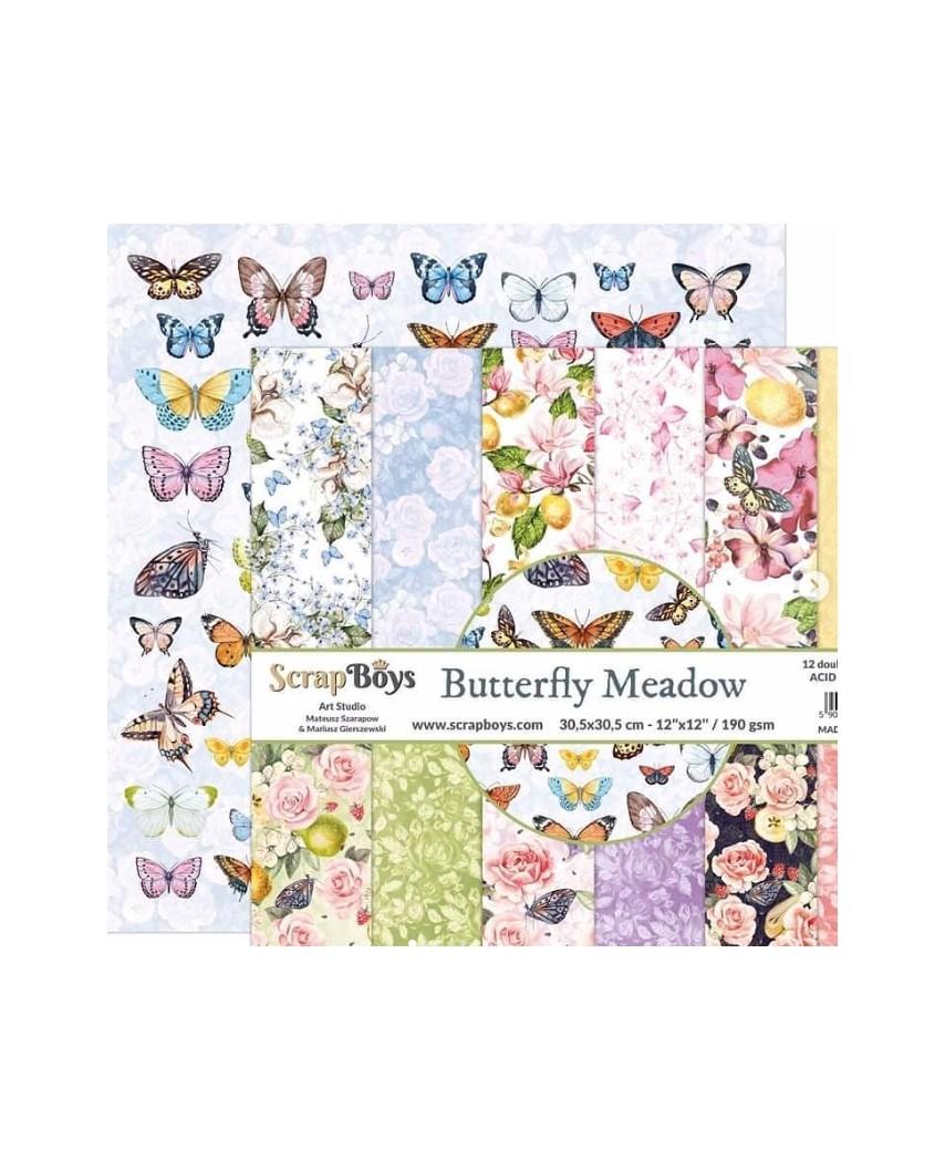 Butterfly Meadow - Scrap Boys