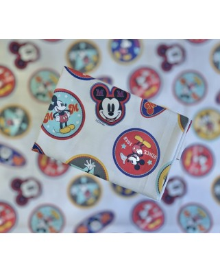 Tela Mickey  35x50