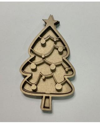 Arbol de Navidad - Shaker Plus