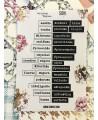 Hoja Adhesiva A5  MyJournal  Primavera Palabras