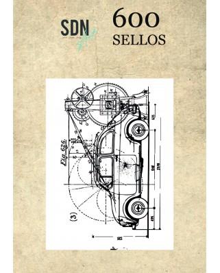 Sello SdnArt 600