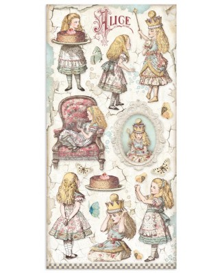 Collectables Alice (Through the looking glass)