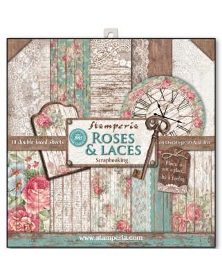 Colección  Roses & Laces