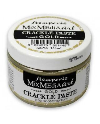 Cracklè Paste Gold