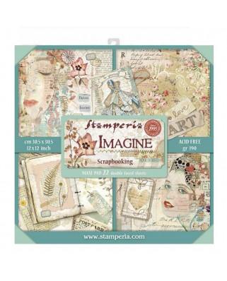 Colección  IMAGINE  Maxi Pad